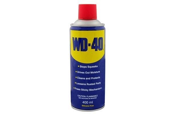 wd 40 spray l 400 ml. Black Bedroom Furniture Sets. Home Design Ideas